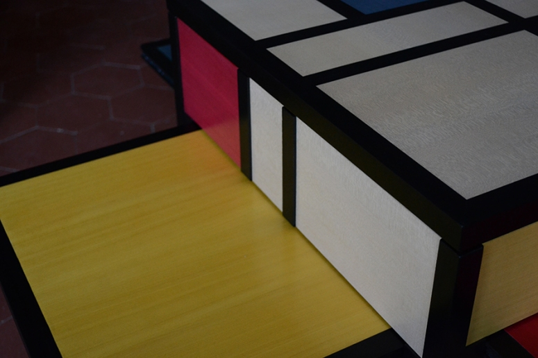 FB Table basse Mondrian 4