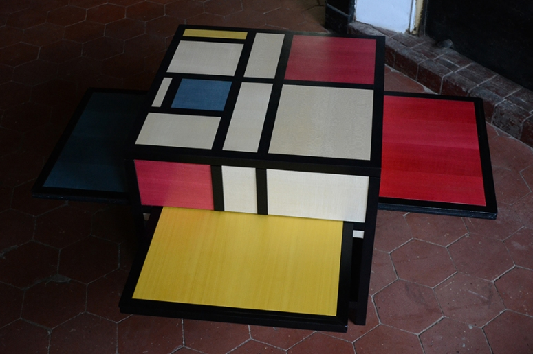 FB Table basse Mondrian 5