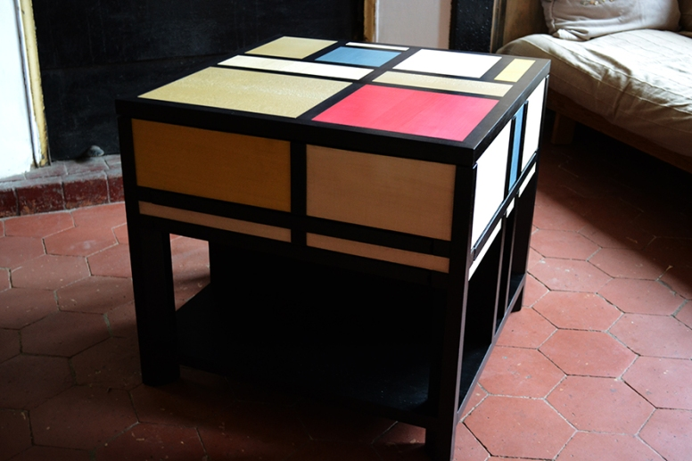FB Table basse Mondrian 9